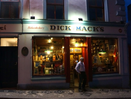 Dingle's famous pub
